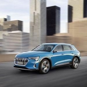 Audi, primo richiamo in Usa per la E-tron