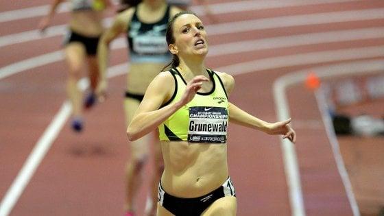 L'atletica piange Gabe Grunewald, simbolo della lotta contro il cancro