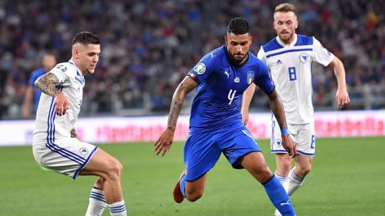 Emerson Palmieri apre alla Juve: ''Io a Torino? Lo dicono tutti...''