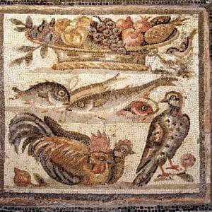 Nell'antica Roma una dieta da ricchi anche per gli scaricatori di porto