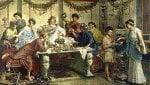 Nell'antica Roma gli scaricatori di porto mangiavano come i ricchi