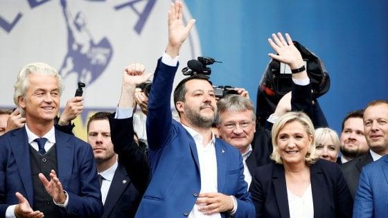 Europarlamento, il gruppo dei sovranisti si chiamerà Identità e democrazia. A presiederlo il leghista Zanni
