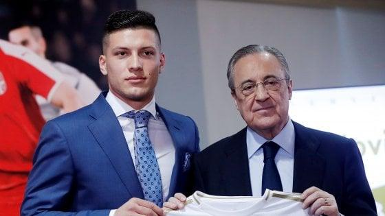 """Real Madrid, Jovic si presenta: """"Scelta migliore per me, voglio la Champions"""""""