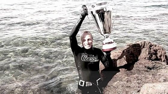 Sardegna, campione di pesca in apnea muore durante un'immersione