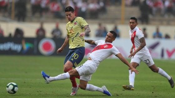 Napoli, si fa sul serio per James Rodriguez. Insigne, De Laurentiis chiede 100 milioni