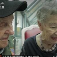 Francia: separati dalla guerra, si ritrovano dopo 75 anni. La storia d'amore di Jeanine e...