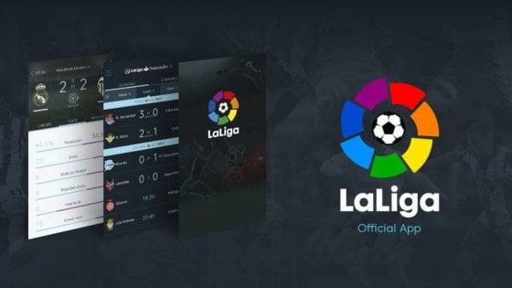 Multa di 250mila euro alla Liga: usava il microfono dell'app per scovare le partite pirata