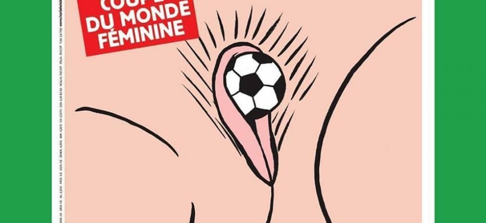 Charlie Hebdo, vignetta sessista sui Mondiali femminili