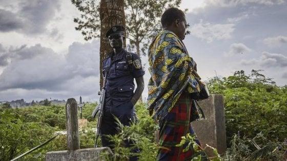 Ebola, in Uganda i primi tre casi fuori dal Congo