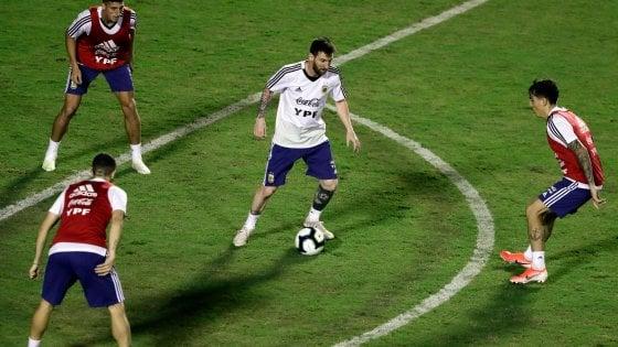 Coppa America, Messi sfida il Brasile: caccia a un trofeo maledetto