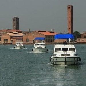 Venezia, incidente in laguna, quattro feriti