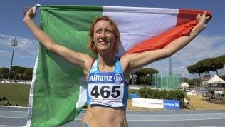 """Oxana Corso: """"La mia vita per l'atletica: ora le Paralimpiadi sono prese sul serio"""" di C. CUCCIATTI"""