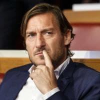 Roma, Totti: futuro sempre più in bilico.