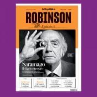 Su Robinson José Saramago e il suo diario ritrovato