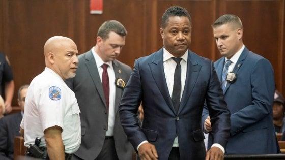 New York, l'attore Cuba Gooding jr accusato di molestie sessuali