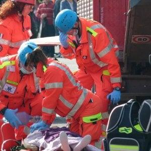 Croce Rossa, la formazione dell'autista soccorritore fondamentale per la qualità del soccorso.