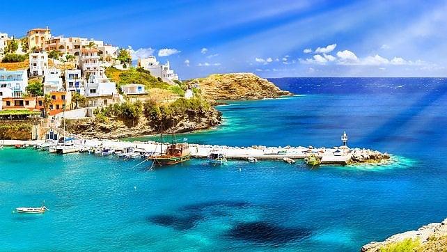 Creta, Elba. I must dell'estate