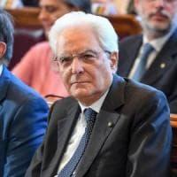 Mattarella firma la legge sblocca cantieri e decreto sicurezza bis