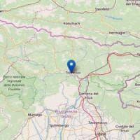 Friuli, nuova scossa di terremoto di magnitudo 3,5 a Tolmezzo
