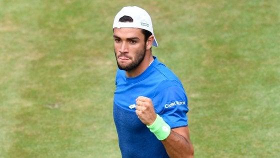 Tennis, Berrettini in finale a Stoccarda: battuto Struff