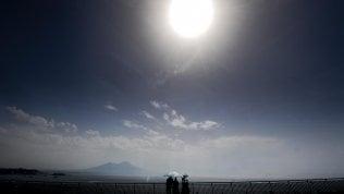 Weekend di caldo afoso: il picco del primo anticiclone africanoFoto Ma in Piemonte grandine con chicchi come palle da golf