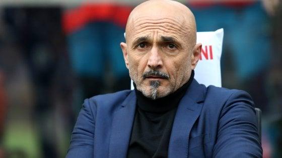 """Inter, Spalletti: ''Conte uomo giusto? Non dovete chiedere a me"""""""