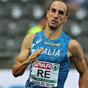 Atletica, Davide Re stabilisce record italiano nei 400 metri