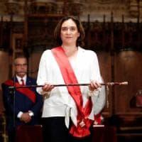 Barcellona, Colau riconfermata sindaca
