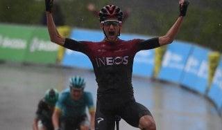 Ciclismo, Delfinato: settima tappa a Poels, Fuglsang nuovo leader