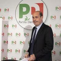 Pd, Zingaretti vara la segreteria. Il capogruppo renziano al Senato Marcucci attacca:...