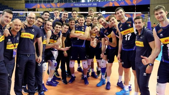 Volley, Nations League: sesto successo per l'Italia, battuta l'Australia