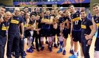 Nations League: l'Italia vince ancora, 3-1 all'Australia