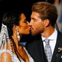 Real Madrid, Sergio Ramos si sposa: da Modric a Beckham, le star del calcio al matrimonio 'galactico'