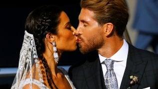 Da Beckham al Cordobes, 400 vip al matrimonio 'galactico' di Sergio Ramos e Pilar Rubio