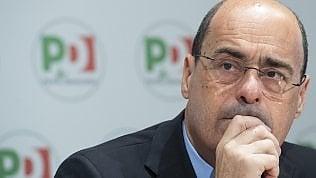 Pd, Zingaretti vara la segreteria. Il capogruppo renziano al Senato Marcucci insorge: Unica matrice identitaria