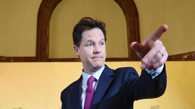 """Nick Clegg: """"Noi di Facebook chiediamo ai governi nuove regole per gestire Internet"""""""