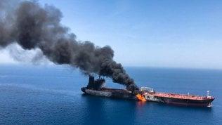 Attacco a petroliere, anche Riad accusa l'Iran