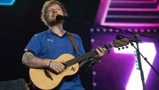 Ed Sheeran, dopo Firenze stasera a Roma e il 19 a Milano video