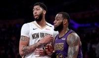 Colpo Lakers, arriva Davis LeBron: ''E' solo l'inizio''