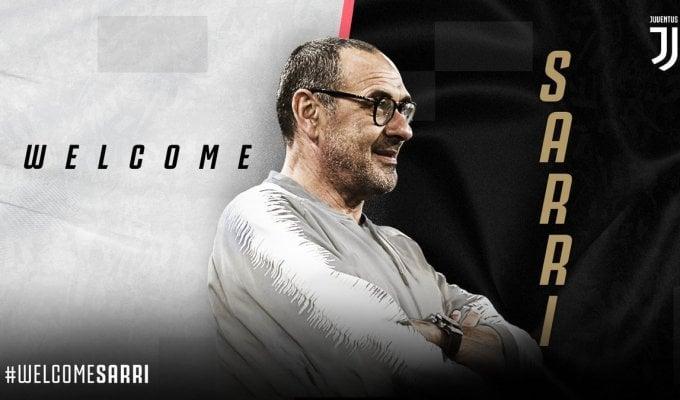 Adesso è ufficiale, Sarri nuovo allenatore