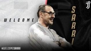 Juventus, Sarri è ufficiale: la rivoluzione consapevole di Agnelli