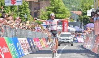 Ciclismo, Giro d'Italia Under 23: Mazzucco si prende tappa e maglia rosa