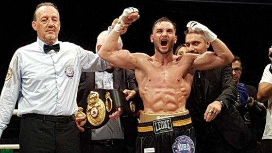Boxe, Geografo batte Juarez e conquista l'internazionale dei medi
