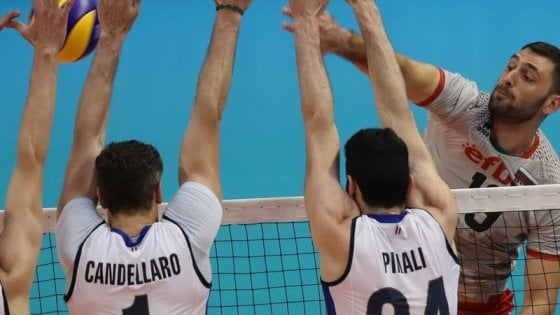 Volley, Nations League: l'Italia colpisce ancora, 3-1 alla Bulgaria