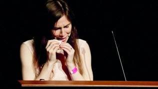 Amanda Knox: Non sono un mostro, ho pensato al suicidio