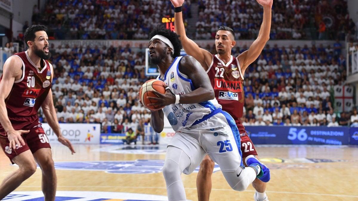 Basket, finale scudetto: Sassari c'è ancora e stende Venezia, serie ...
