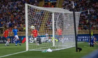 Europeo Under 21, Italia-Spagna 3-1: Chiesa e Pellegrini ribaltano le furie rosse