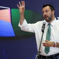 """Salvini negli Usa sfida la Ue: """"Serve una manovra trumpiana per l'Italia"""""""