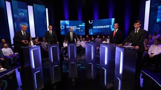 Primarie Tories: al dibattito televisivo tra i candidati del dopo May è assente Boris Johnson