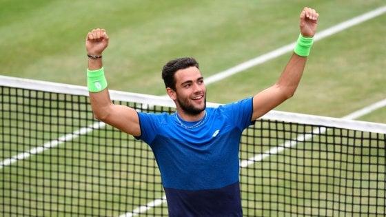 """Tennis, classifiche mondiali: Djokovic e Osaka sul trono, Berrettini """"vede"""" la Top 20"""
